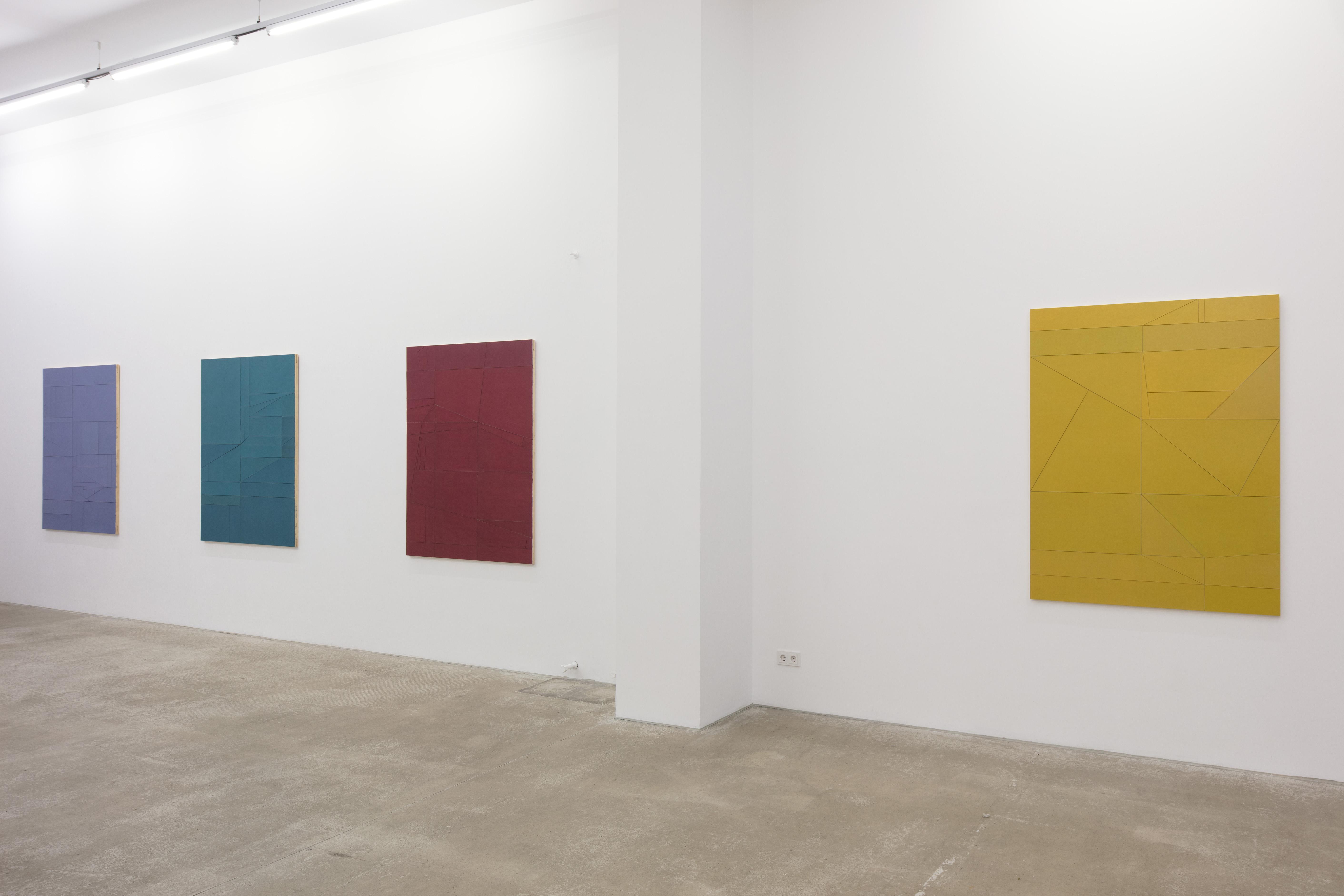 Juryvorauswahl und auszeichnungen strabag kunstforum for Minimal art by daniel marzona